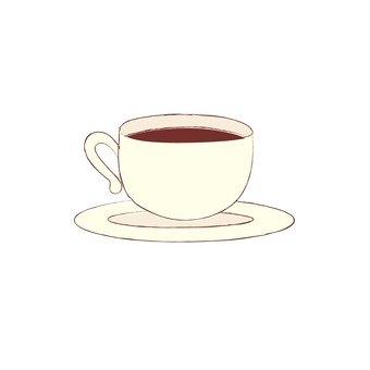 White cup _ tea