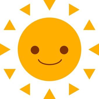 Positive sun