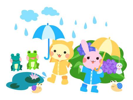 Rainyuan Animal Illustration