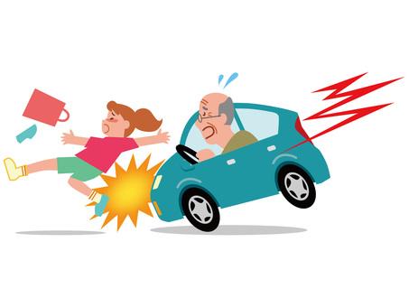 노인 운전자의 교통 사고 -8