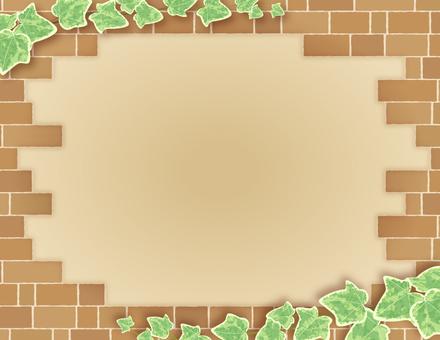 Brick Frame _ Ivy
