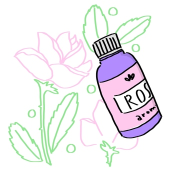 Rose aroma oil · room fragrance