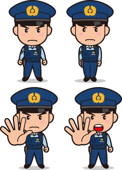 Mini Mini Officer 4(刀片最佳)