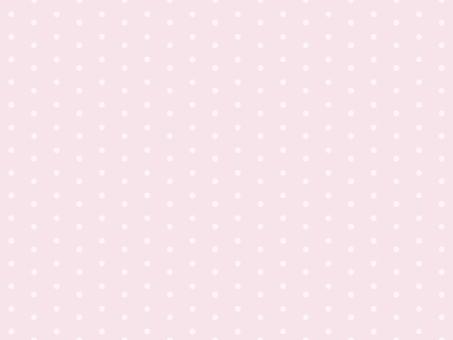부드러운 물방울 도트 패턴 작은 핑크