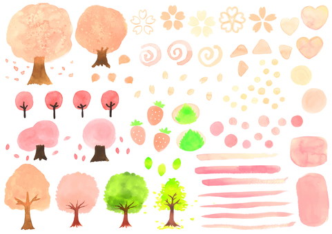 春天櫻花套