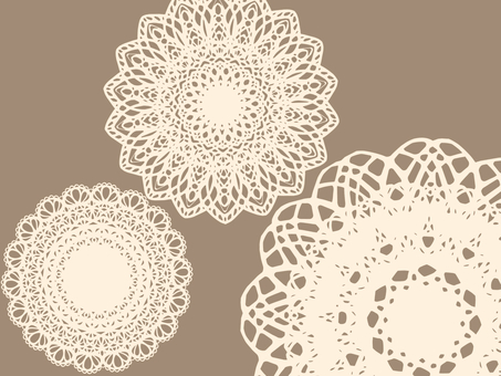 Lace background 9