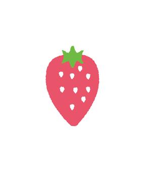 Vegetables ● Strawberry