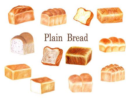 Summary of bread