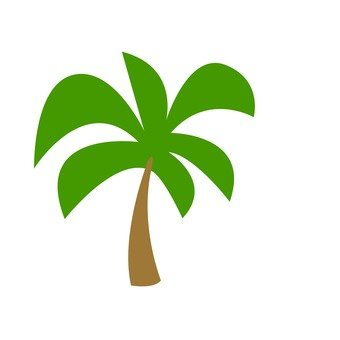 Scandinavian tree (palm)