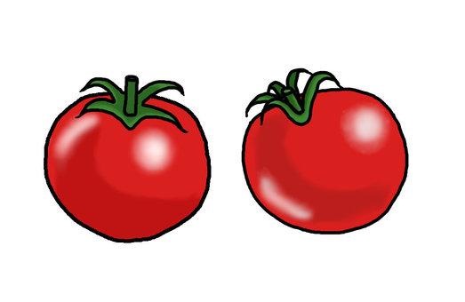 Mini tomatoes 2 pieces 1000 x 650