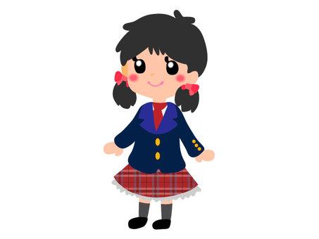 Student series _ girl 01