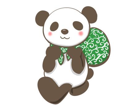Sprinter panda