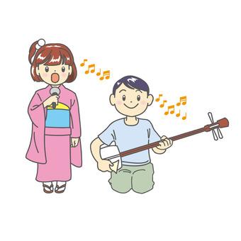 民謡・三味線(子供)