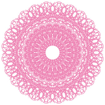 Lace / Pink