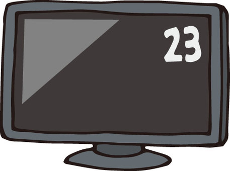 Home electronics (TV · liquid crystal 23 inches)