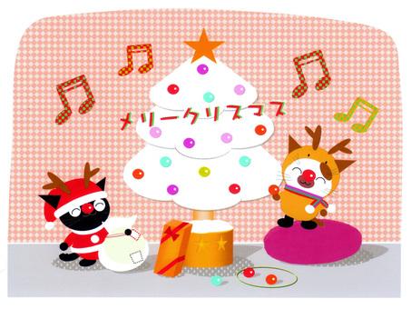 Christmas preparation is fun ~ ^