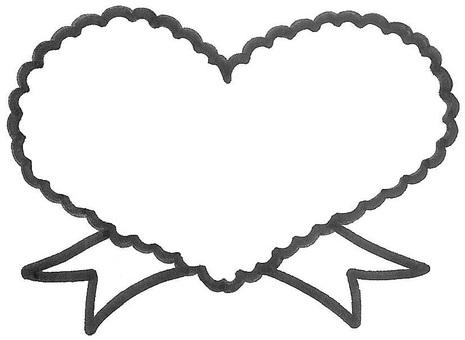 Momoko Heart Medal heart