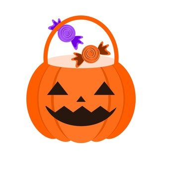 Pumpkin container