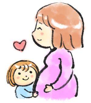 Pregnant woman 3