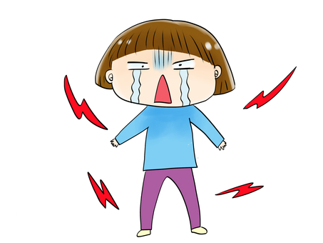 My waist hurts from muscle pain
