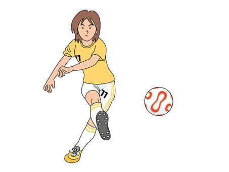 Women's football 1