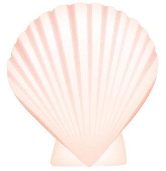 Illustration of shellfish