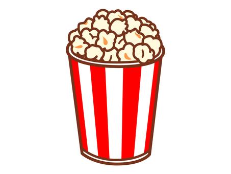 Popcorn (red)