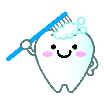 Tooth mascot (toothpaste)