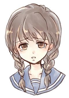 Mitsuami Girl Sorrow