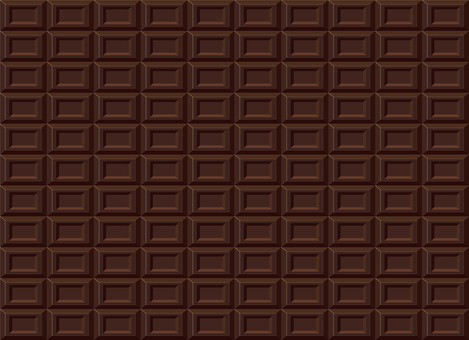 Free illustration Free material plate Chocolate background