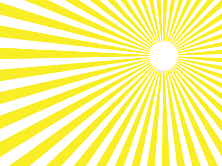 Yellow radiation background material 3