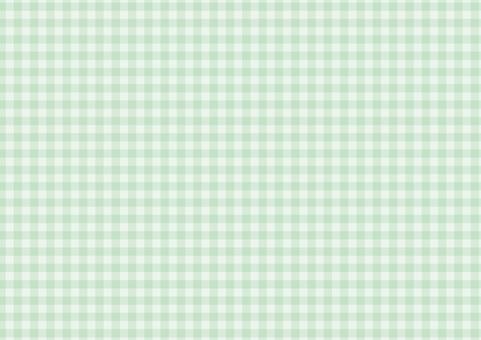 Check pattern fine green