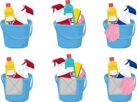 Various buckets