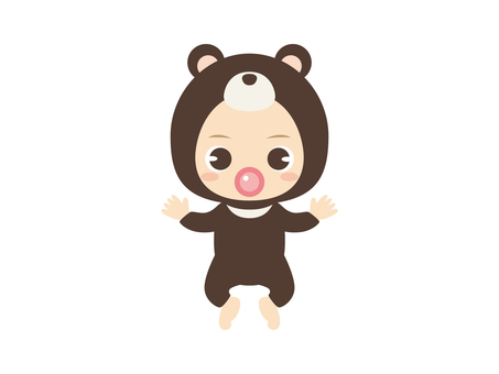 B068_Baby Clothes Baby_Bear