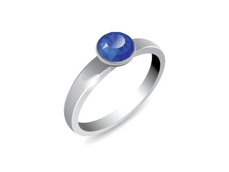 Ring (Tanzanite)