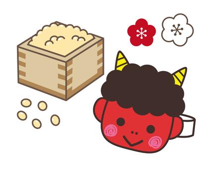 福豆와 악마의 가면