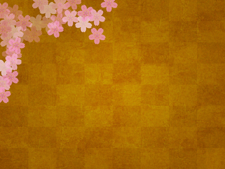 Background - Weeping cherry tree 02