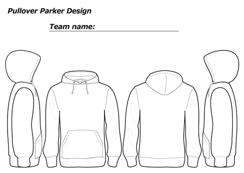 Team Parker Design Pull Type