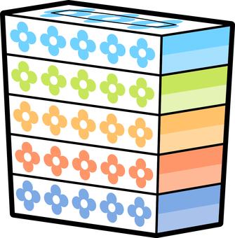 Tissue 5 box _ 02