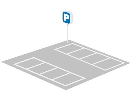 Simple parking lot