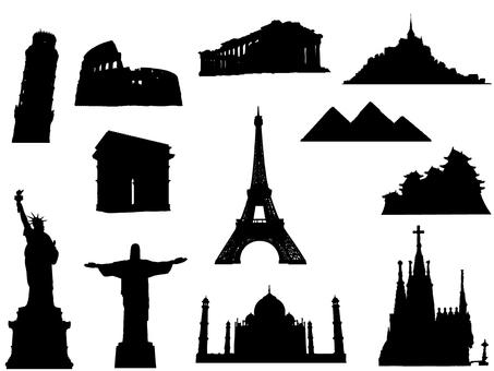 World Heritage _ Silhouette