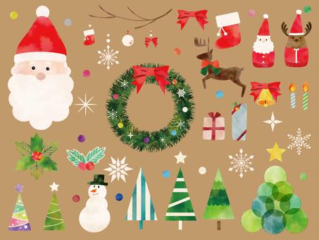 Christmas set ver 13