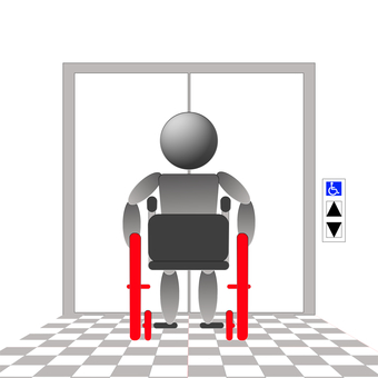 Wheelchair Elevator 1