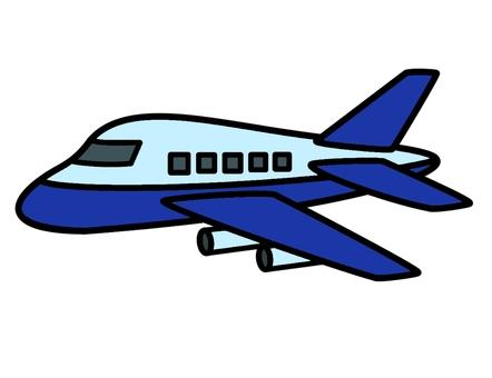 비행기 2 (컬러)
