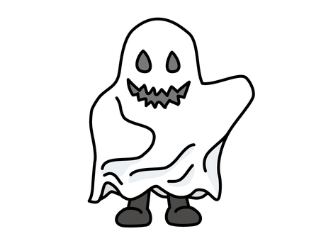 Ghost's Cosplay