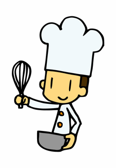 Mr. Cook (whisk 2)