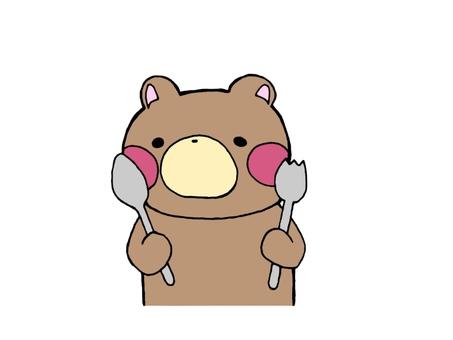 Eat bear 3 2