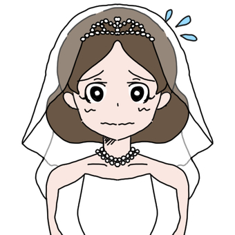 Wedding dress 1 (sweat)