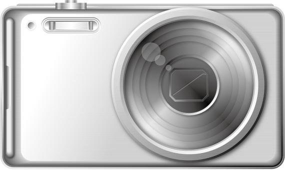 Digital camera 1 (silver)
