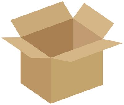 Cardboard - 02 (open)